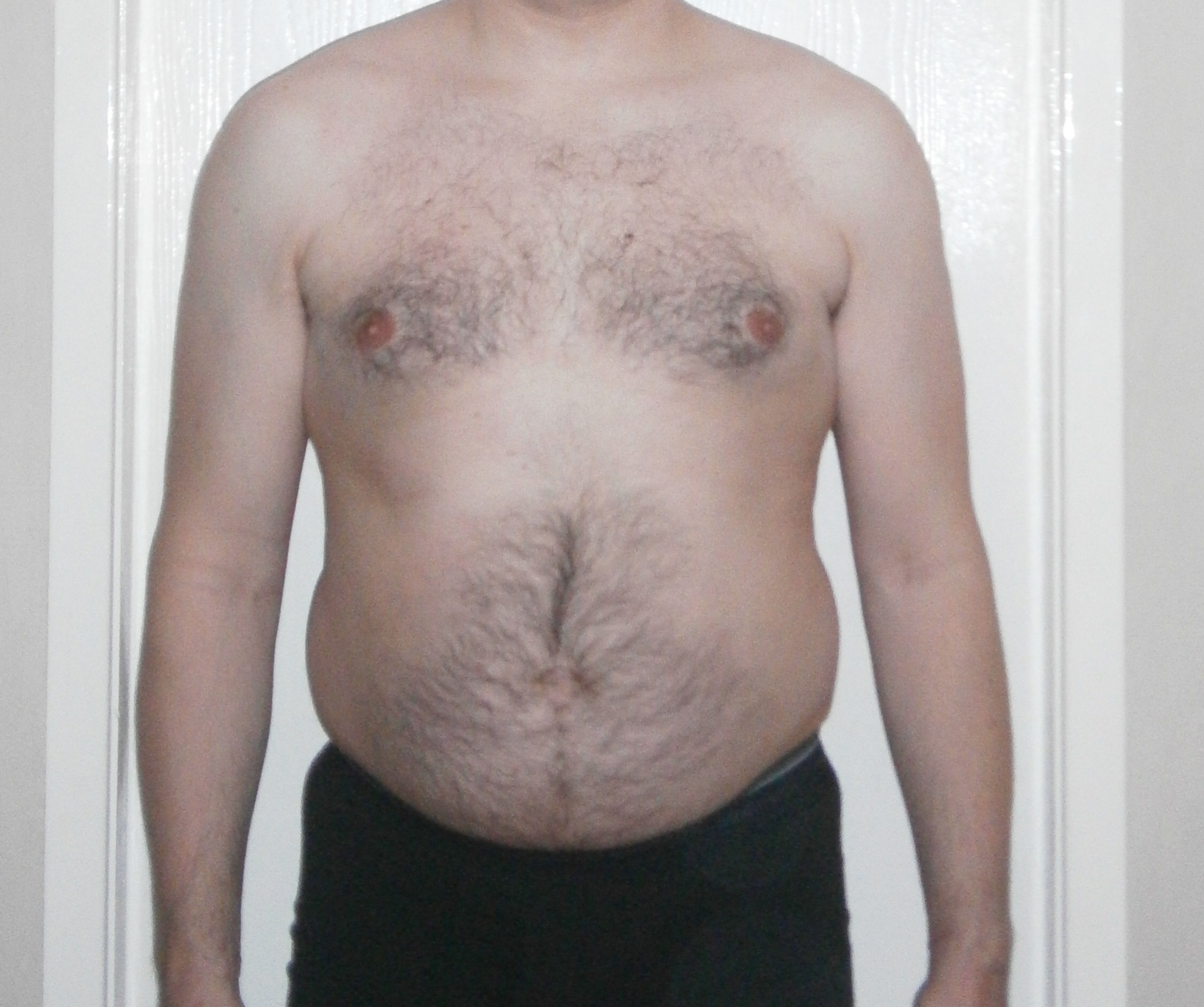 body fat percentage pictures male